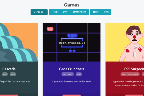 Learn to code with Codepip