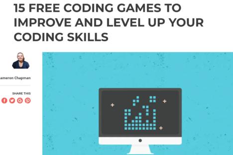 15 Free Coding Games